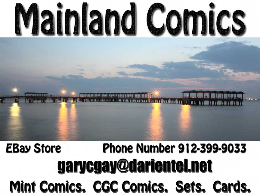 mainland comics logo